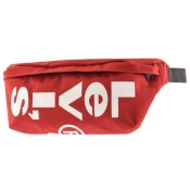 Levis Logo Waist Bag Red